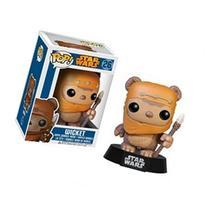 Star Wars Pop 3.75 Bobble Figure: Wicket