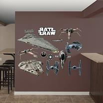 Fathead Star Wars Original Trilogy Spaceships Collection