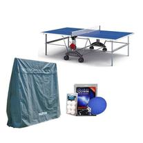 Kettler Top Star XL Weatherproof Table Tennis Table with