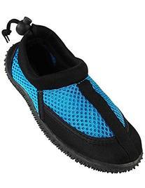 StarBay Kids' Aqua Socks- Blue- 12