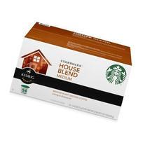 Starbucks House Blend, Medium, K-Cup Portion Pack for Keurig