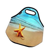 Starfish Soft Friendly Insulated Lunch box Food Bag Neoprene