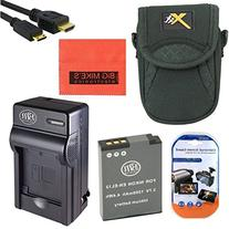 Starter Accessory Kit for Nikon Coolpix A900, AW120, P340,