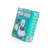 Wysi Baby Starter Kit 100 Biodegradable Wipes and Travel