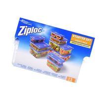 Ziploc Starter Set Variety Pack 11 Piece Food Saver Lunch