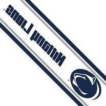 Penn State Peel and Stick Wallpaper Border