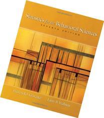 Statistics for the Behavioral Sciences  Quantitative Methods