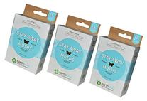 Stay Away Moths Pack of 3