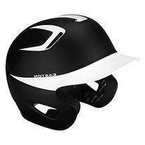 Easton Stealth Grip 2Tone Batting Helmet, Maroon/White