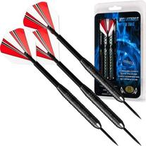 23 Gram Steel Tip Dart Set Heavy  6 Total Darts