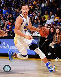 Stephen Curry Golden State Warriors 2014-2015 NBA Action