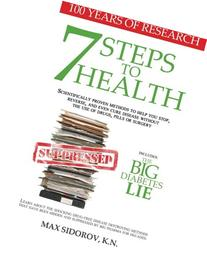 7 Steps to Health: Scientifically proven methods to help you