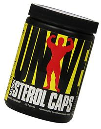 Universal Nutrition Natural Sterol Complex, 120-Count