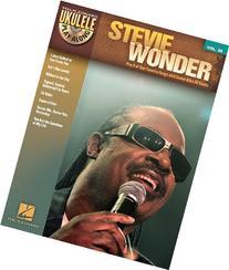 Stevie Wonder: Ukulele Play-Along Volume 28
