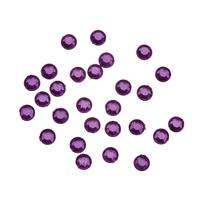 Sticky-Back Rhinestones, 5mm, 200pk