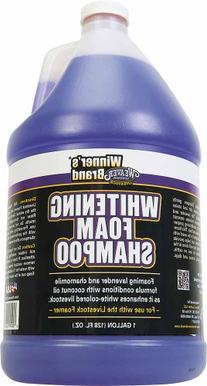 Weaver Leather Stierwalt ProWash Whitening Foam Shampoo, 1-