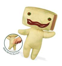 "Stinky Cheese Man 8"" Soft Toy"