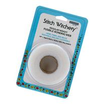 Stitch Witchery Fusible Bonding Web Regular Weight