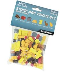 Stone Age Token Set for the Board Game