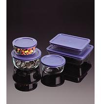 Pyrex® Storage Plus® 10-pc. Container Set