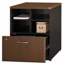 Bush Business Furniture Series A Collection 24W Piler Filer