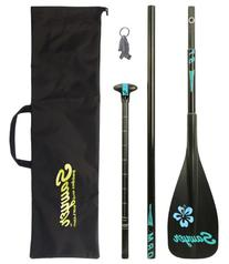 Sawyer Storm Traveler 3-Piece Adjustable Stand-Up Paddle and