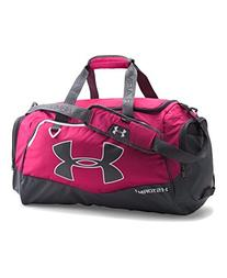 Under Armour Storm Undeniable II Duffle, Tropic Pink /White