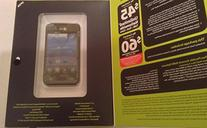 LG Optimus Fuel L34c Straight Talk Android Cellular Smart