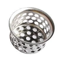 """Strainer Without Post 1 1/2"""" Stainless Steel"""