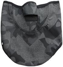 686 Men's Strap Face Mask, Gunmetal Cubist Camo, One Size