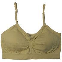 Coobie Strappy Scoopneck Bras,One Size,Nude
