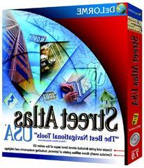 Street Atlas USA 7.0