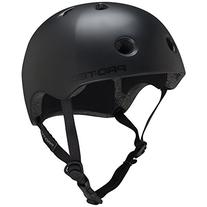Street Lite Helmet, Satin Black, Large