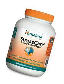 Himalaya Herbal Healthcare StressCare/Geriforte 240 Vcaps