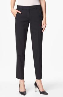 Women's Vince 'Strapping' Stretch Wool Trousers, Size 12 -