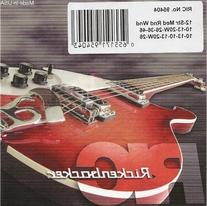 Rickenbacker 95404 12 String Electric Guitar Strings