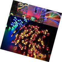 LED String Lights Solar Christmas Lights 39ft 100 LED 8