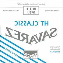 Savarez Strings 546J Bronze Classical Guitar Strings, Medium