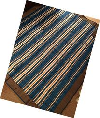LightSpeed Out- Door Blanket 60 X 70 ft..Gray/Blue with