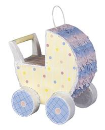Mini Baby Carriage Decorative Pinata