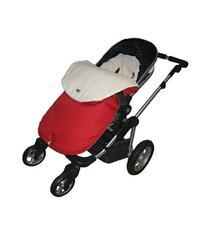 Stroller Snuggle Bag-waterproof-red