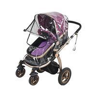 MagiDeal Baby Stroller Universal Pram Pushchair Rain Cover