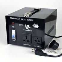 Goldsource STU-1000 Step Up/Down Voltage Transformer