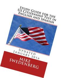 Study Guide for the US Citizenship Test in English and