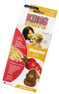 KONG Snacks Bacon and Cheese Large