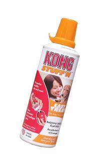 Kong Stuff'N Easy Treat, 8-Ounce, Bacon And Cheese