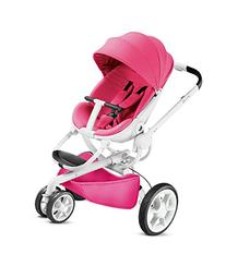 Stylish Pushchair, Unfolds Automatically At A Push Of A