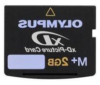 Olympus Stylus 770 SW Digital Camera Memory Card 2GB xD-Picture Card