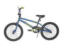 "Tony Hawk Boys Subculture Bike, Blue/Black/Green, 20""/One"