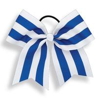 Sublimated Striped Bow